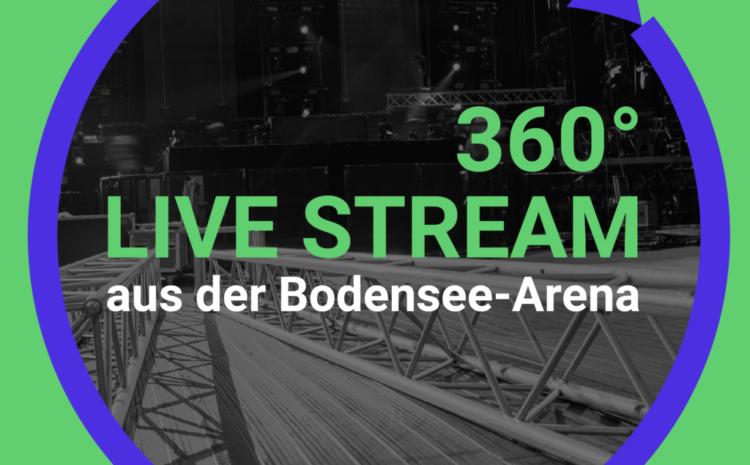 360° Live Stream